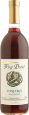 Carmel King David Concorde Sweet Red Wine